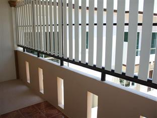 潘帕特公寓飯店 普吉島 - 陽台
