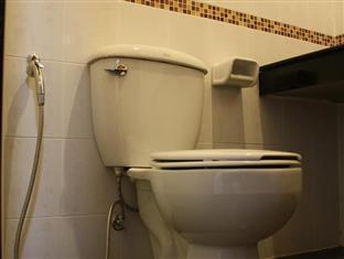 潘帕特公寓飯店 普吉島 - 衛浴間