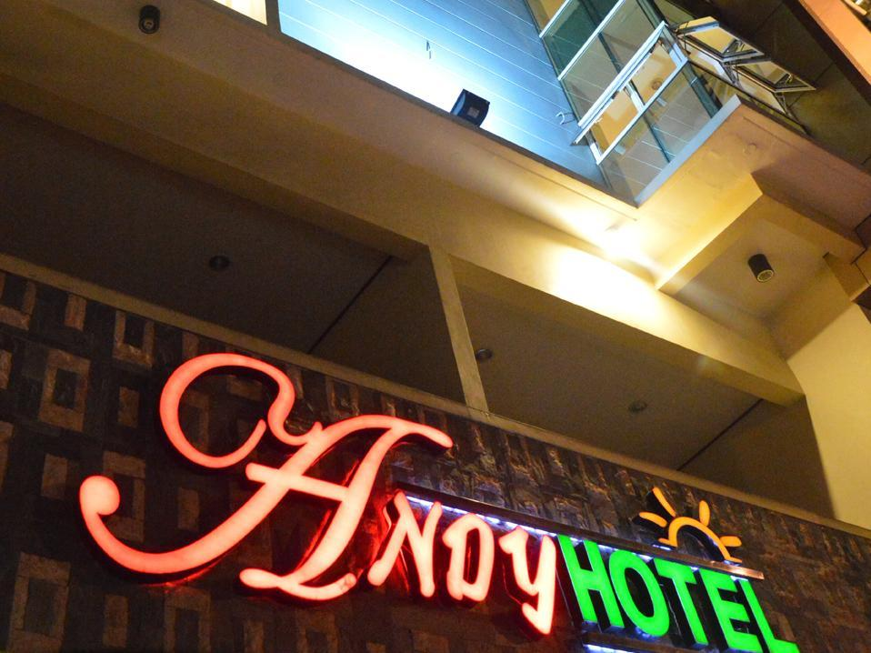 Andy Hotel - Hotels and Accommodation in Philippines, Asia