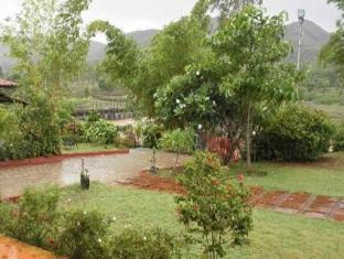 Balaji Resorts Čennaí - Zahrada