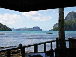 Cadlao Resort and Restaurant El Nido - View from the Restaurant