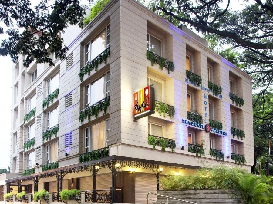 Hotel Seagrape Gardens - Hotel and accommodation in India in Bengaluru / Bangalore
