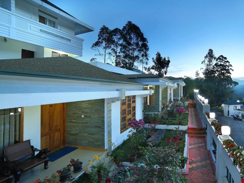 Elysium Garden Hill Resort Munnar