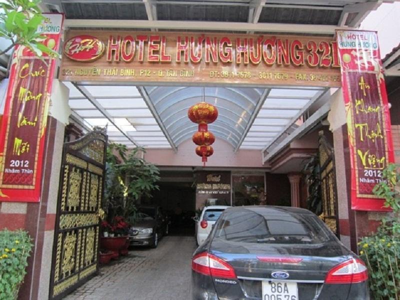 Hung Huong Hotel - Hotell och Boende i Vietnam , Ho Chi Minh City