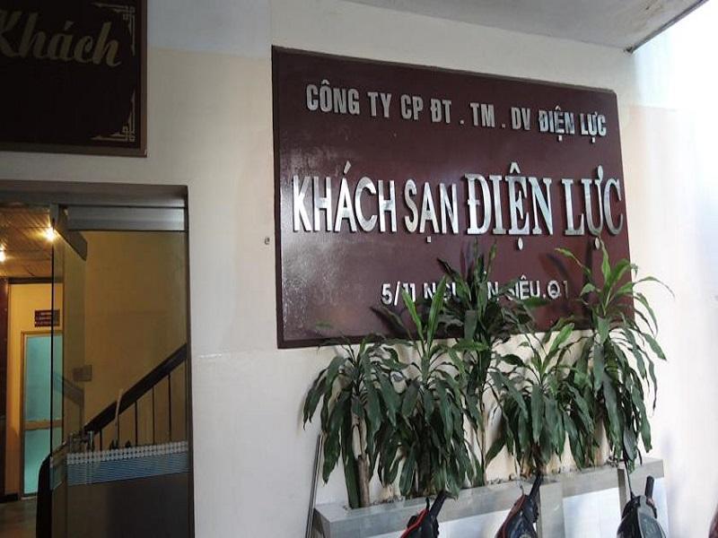 Dien Luc Hotel - Hotell och Boende i Vietnam , Ho Chi Minh City