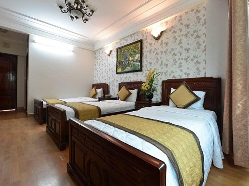 Hanoi Blue Sky Hotel - Hotell och Boende i Vietnam , Hanoi