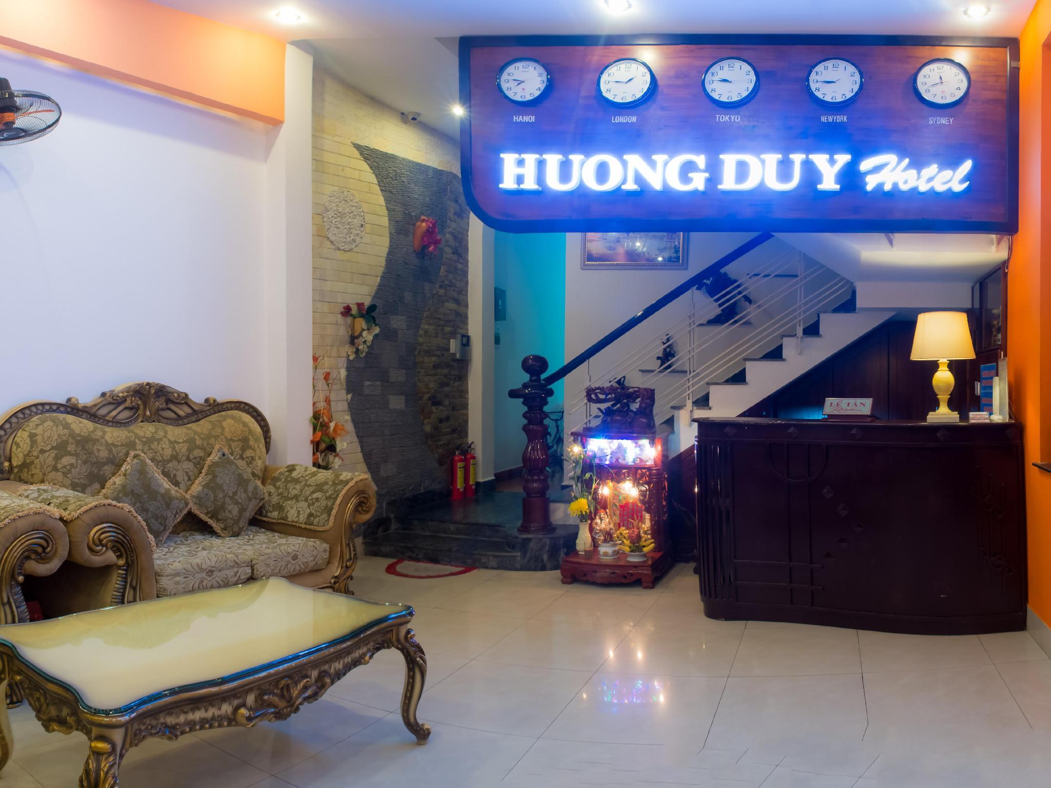 Huong Duy Hotel Danang - Hotell och Boende i Vietnam , Da Nang