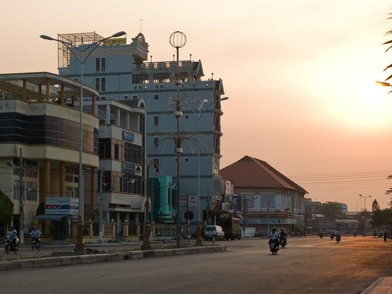 Minh Quan Hotel - My Tho (Tien Giang)