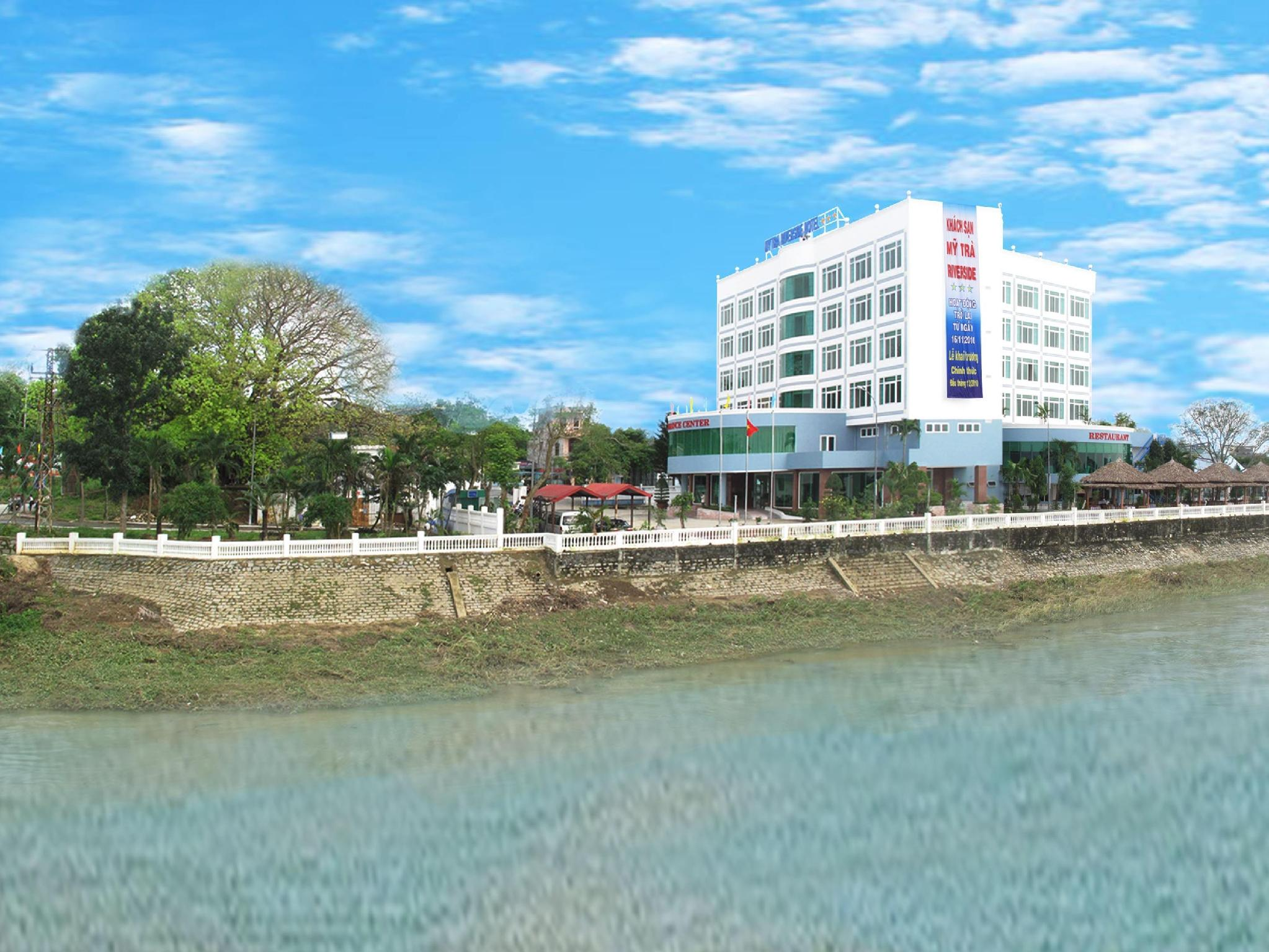 My Tra Riverside Hotel - Hotell och Boende i Vietnam , Quang Ngai