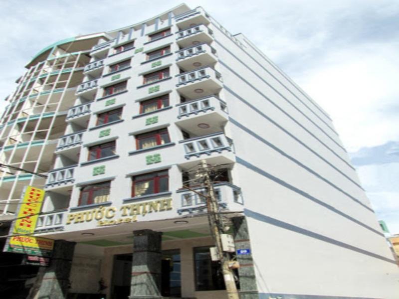 Phuoc Thinh Hotel - Hotell och Boende i Vietnam , Vung Tau