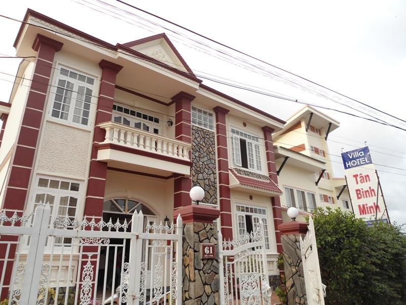 Tan Binh Minh Hotel - Hotell och Boende i Vietnam , Dalat