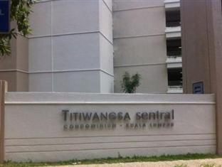 Jia Residences @ Titiwangsa Sentral Kuala Lumpur - Entrada