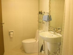 เจีย เรสิเดนซ์ @ทิติวังสา เซ็นทรัล กัวลาลัมเปอร์ - ห้องน้ำ
