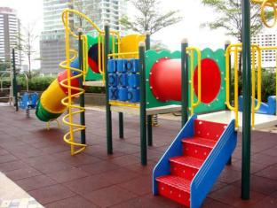 Jia Residences @ Titiwangsa Sentral Kuala Lumpur - Hřiště