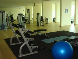 Jia Residences @ Titiwangsa Sentral Kuala Lumpur - Fitness prostory