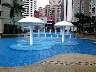 Jia Residences @ Titiwangsa Sentral Kuala Lumpur - Bazén