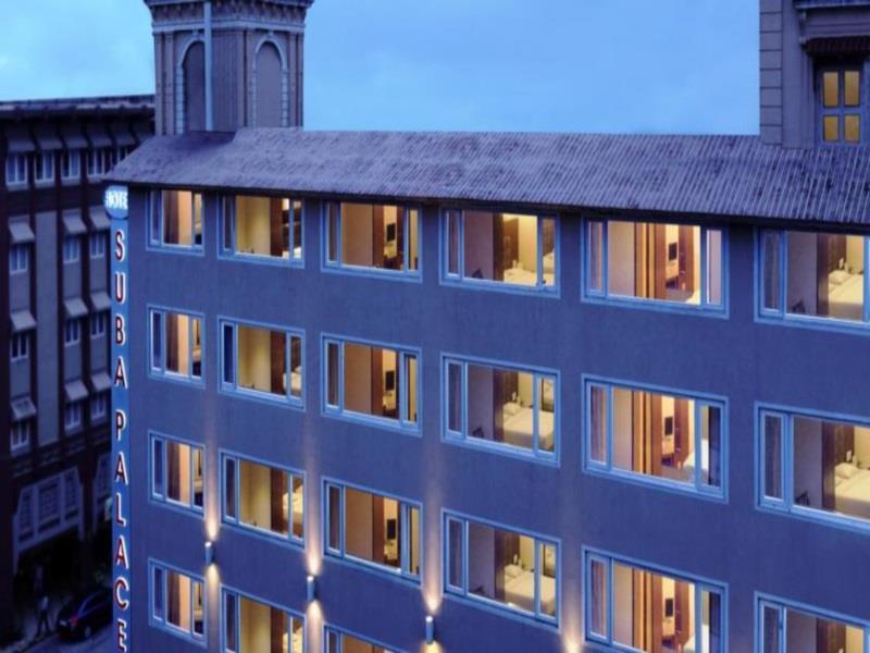 ホテル サバ パレス