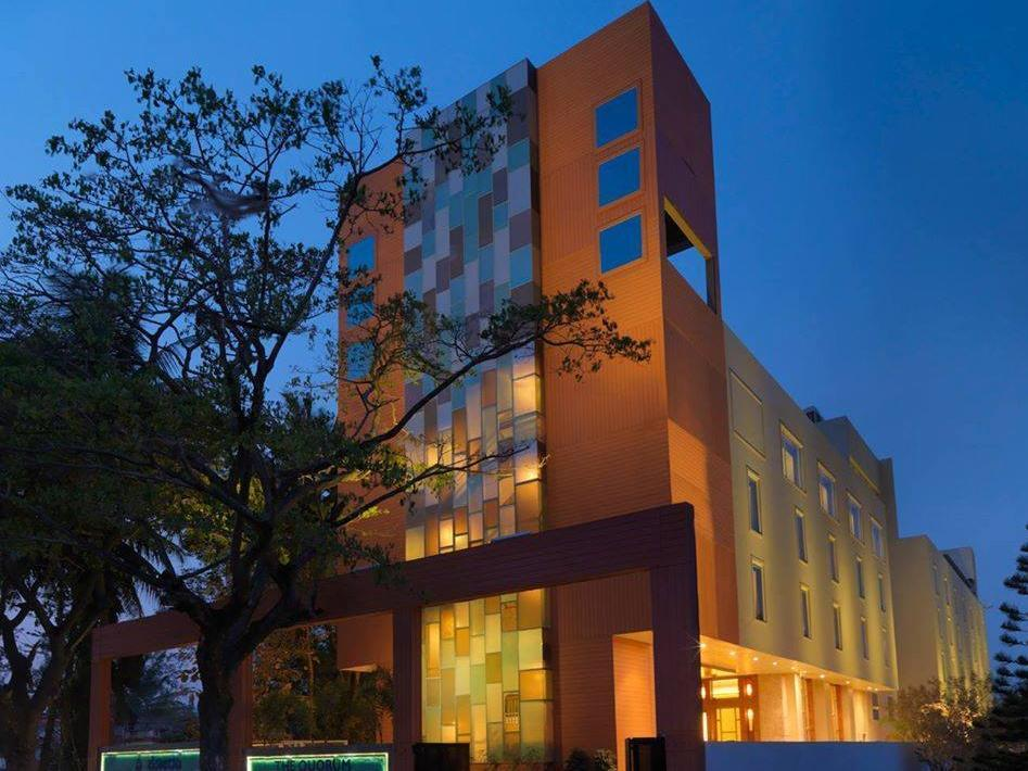 The Quorum By The Park Hotel - Hotel and accommodation in India in Mysore