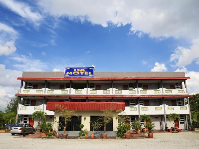 Isa Motel - Hotell och Boende i Malaysia i Langkawi