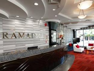 Ramada Inn & Suites Downtown Vancouver Vancouver (BC) - Recepcja