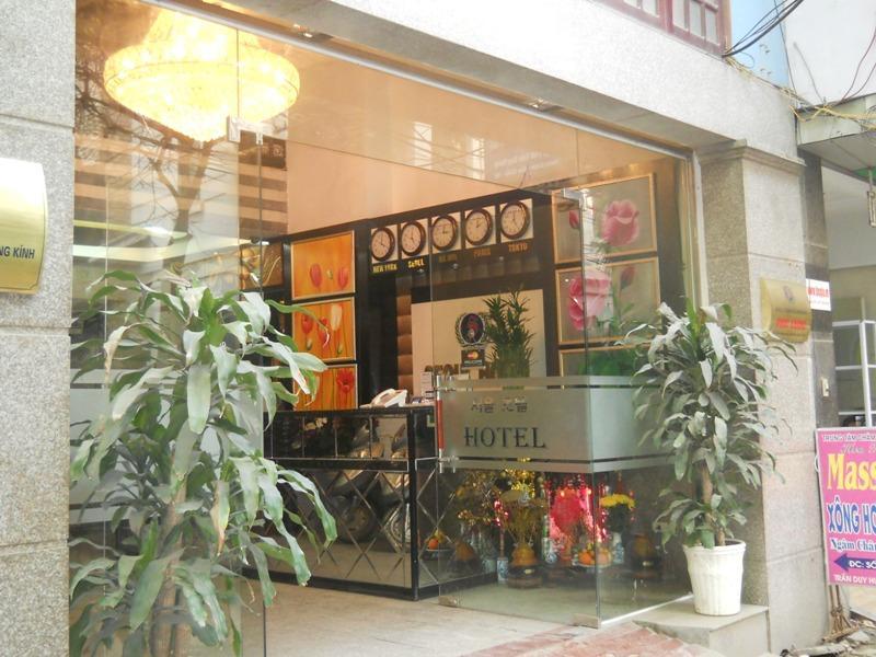 Seoul Hotel-148 Tran Duy Hung - Hotell och Boende i Vietnam , Hanoi