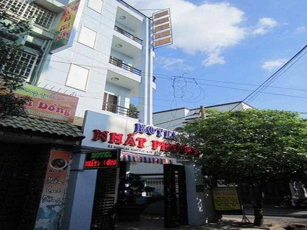 Nhat Phuong Hotel - Hotell och Boende i Vietnam , Ho Chi Minh City