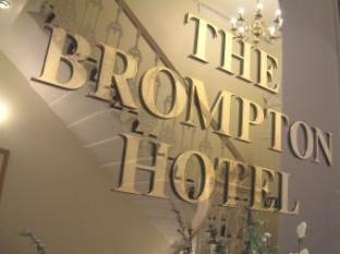 The Brompton Hotel London - Hotellet från insidan