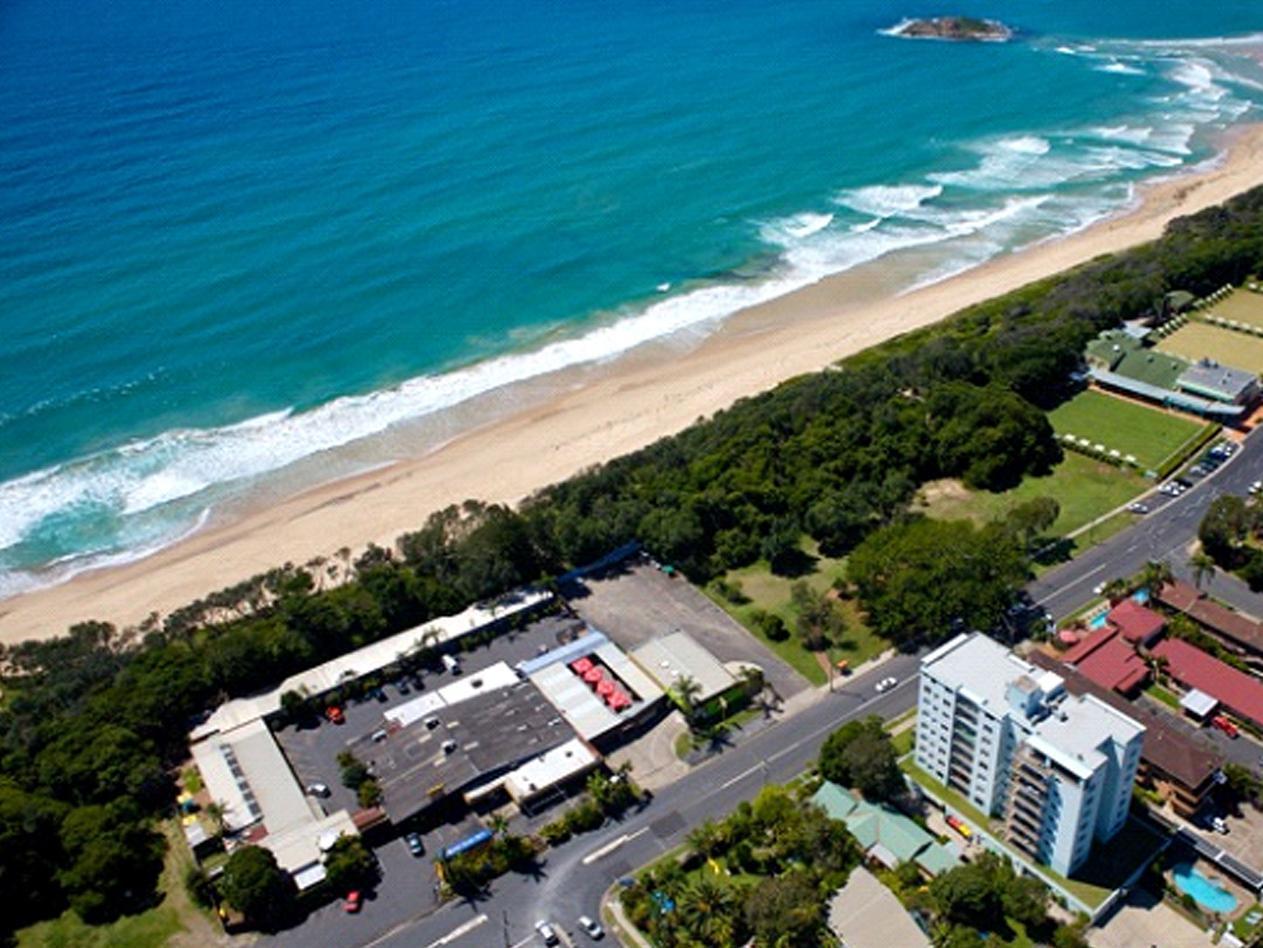 Hoey Moey Backpackers - Hotell och Boende i Australien , Coffs Harbour