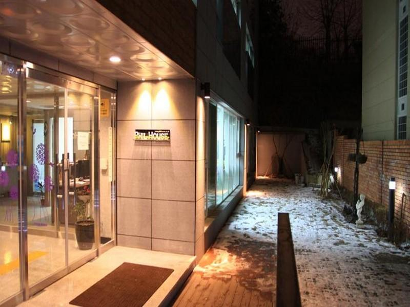 Phil House - Hotels and Accommodation in South Korea, Asia