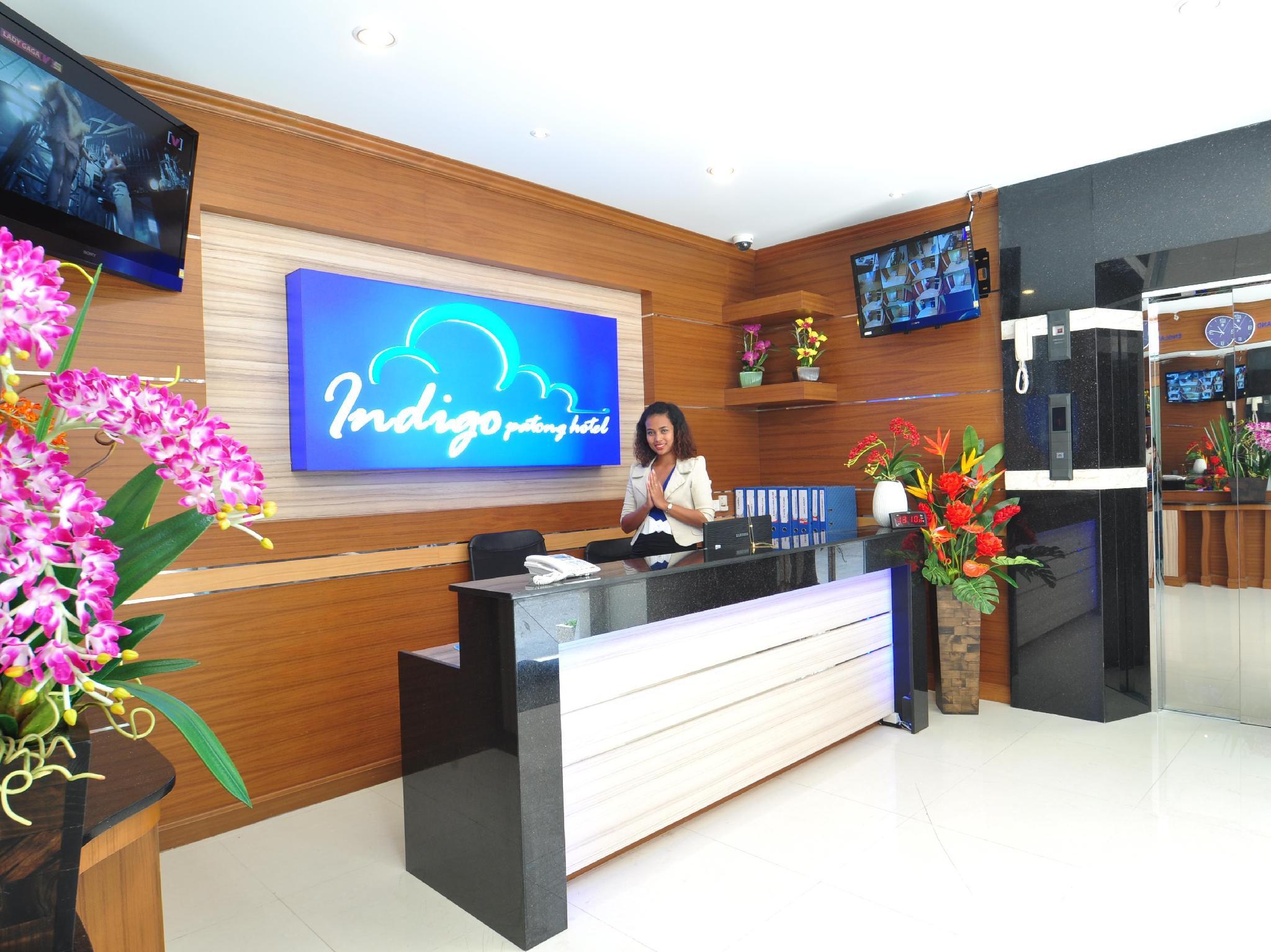 Hotell Indigo Patong Hotel i Patong, Phuket. Klicka för att läsa mer och skicka bokningsförfrågan