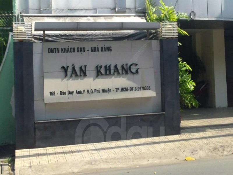 Van Khang Hotel - Hotell och Boende i Vietnam , Ho Chi Minh City