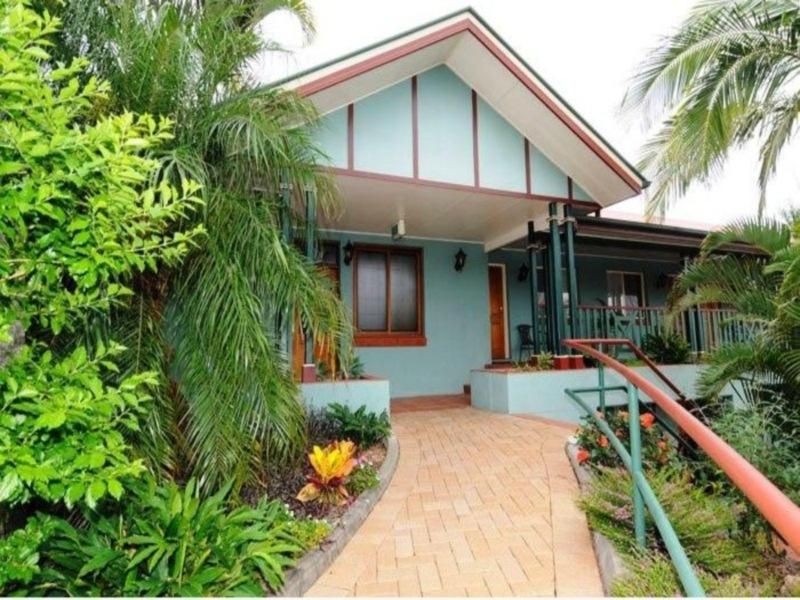 McNevins Logan Park Motel - Hotell och Boende i Australien , Brisbane