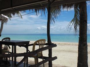 Budyong Beach Resort Cebu - Terrace