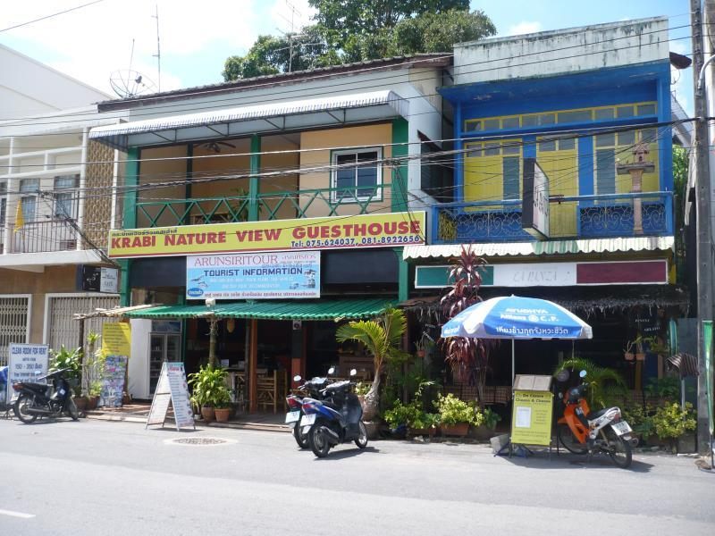 Krabi Nature View Guesthouse - Hotell och Boende i Thailand i Asien