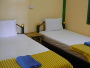 Krabi Nature View Guesthouse Krabi - Fan with 2 Twin Beds