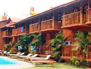 Sea Breeze Inn North Goa - Hotel Exterior