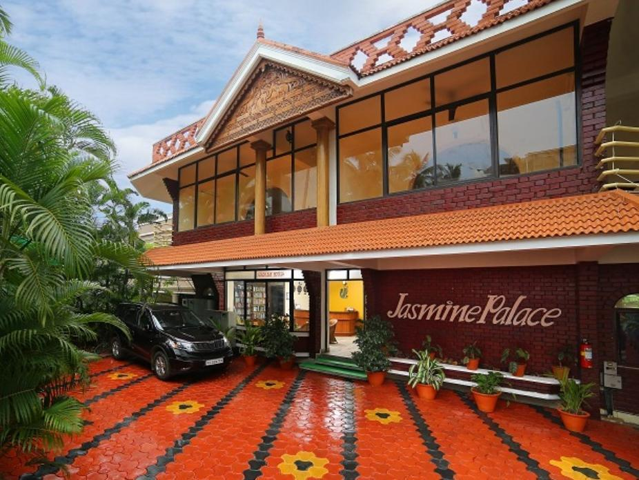 Jasmine Palace - Hotel and accommodation in India in Kovalam