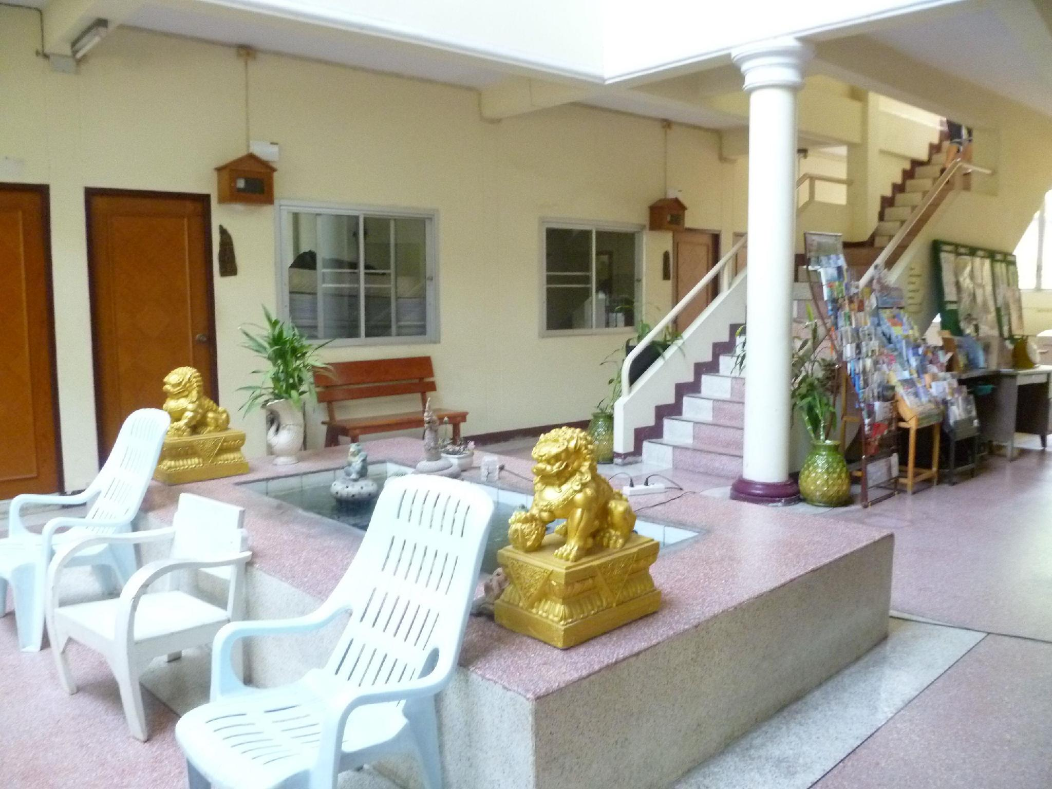 Safe House Court - Hotels and Accommodation in Thailand, Asia