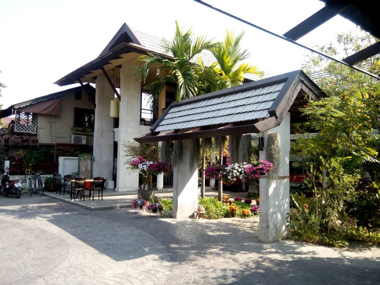 Hotell Baanpordee Guesthouse i , Chiang Mai. Klicka för att läsa mer och skicka bokningsförfrågan