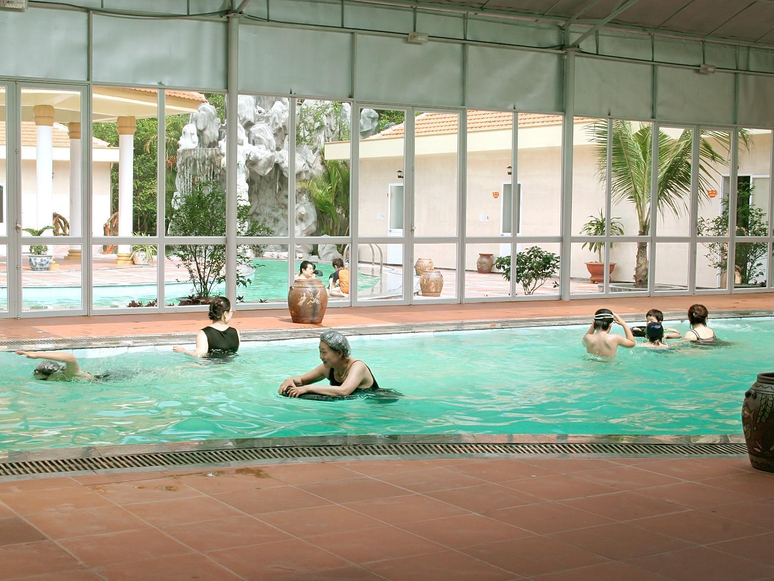 Ngoc Lan 2 Hotel - Tien Lang Spa Resort - Hotell och Boende i Vietnam , Haiphong