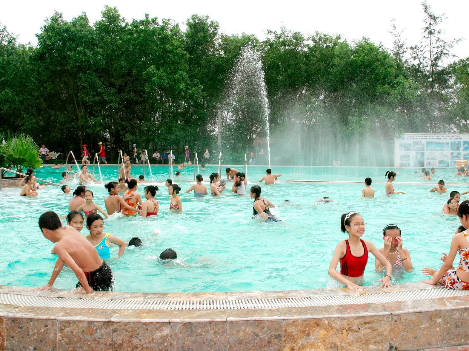 Hoa Su Villa - Tien Lang Spa Resort - Hotell och Boende i Vietnam , Haiphong