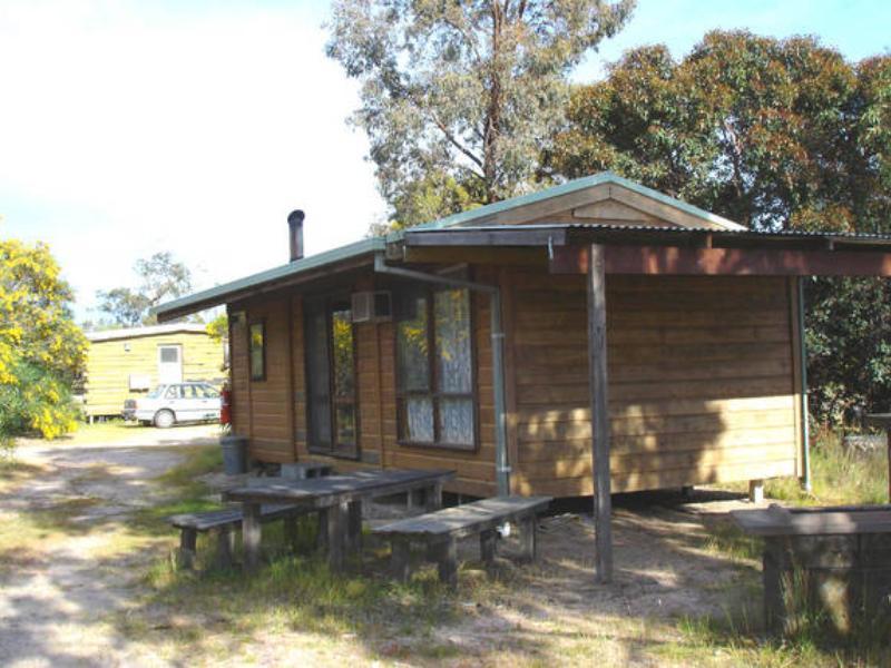 Mt Zero Log Cabins - Hotell och Boende i Australien , Grampians