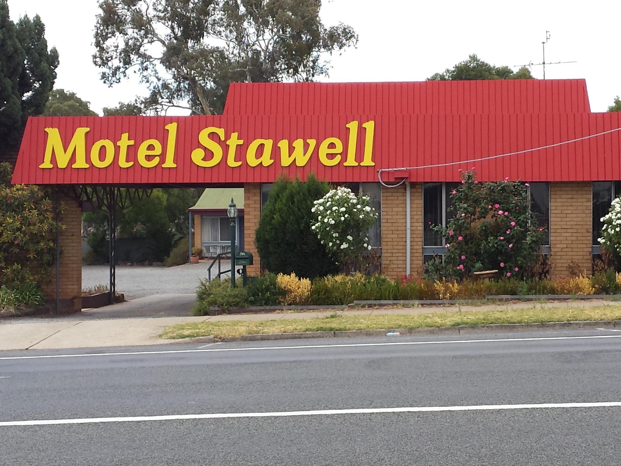 Motel Stawell - Hotell och Boende i Australien , Grampians