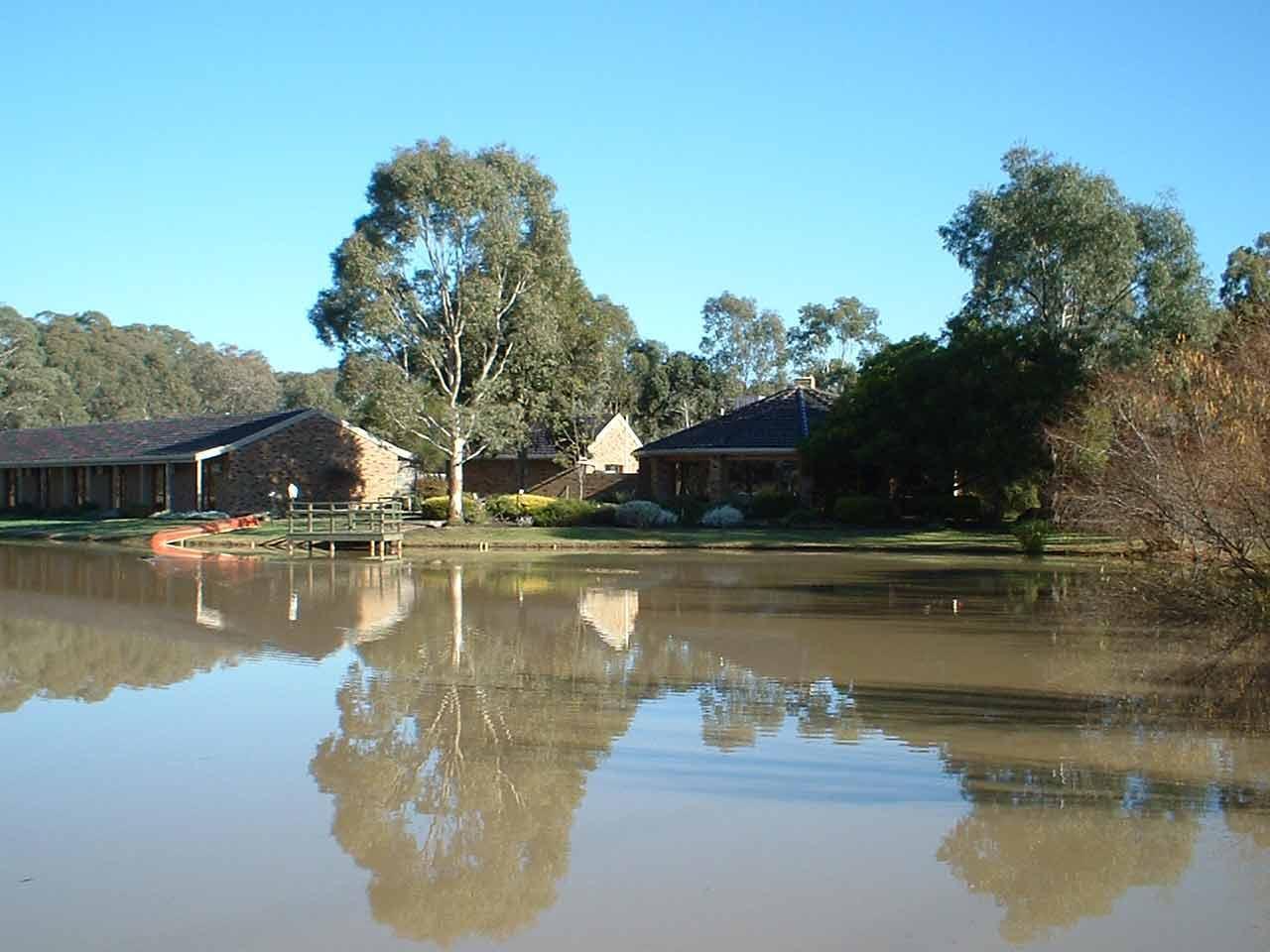 Magdala Motor Lodge - Hotell och Boende i Australien , Grampians