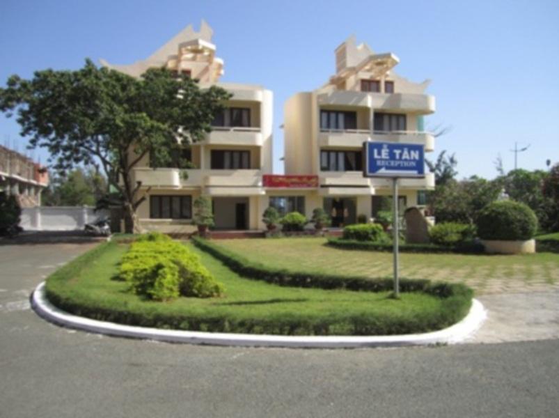 Thuy Duong Hotel - Hotell och Boende i Vietnam , Vung Tau