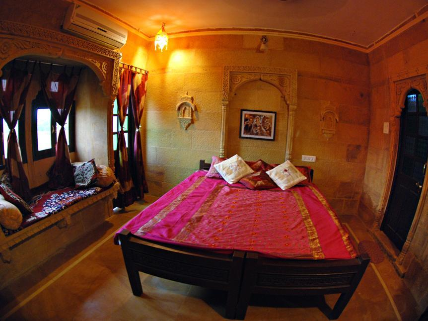 Nirmal Haveli Hotel - Hotel and accommodation in India in Jaisalmer