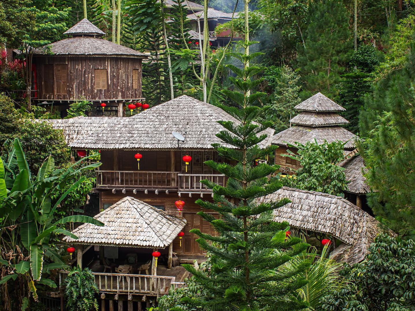 Fig Tree Hill Resort - Hotels and Accommodation in Malaysia, Asia