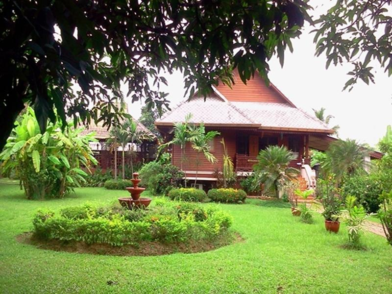 Romyen Garden Resort - Hotels and Accommodation in Thailand, Asia
