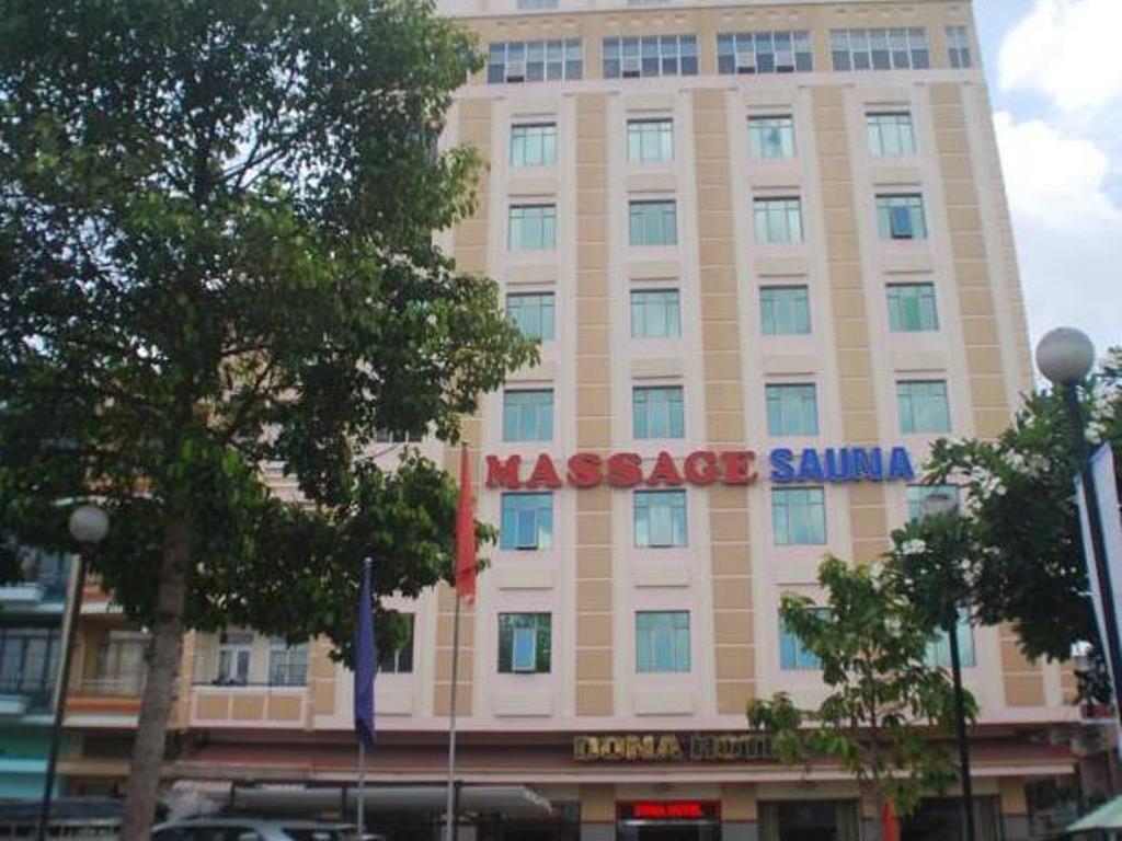 Dona Hotel - Hotell och Boende i Vietnam , Can Tho