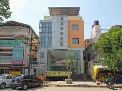 Orange Tree Inn - Hotel and accommodation in India in Bengaluru / Bangalore